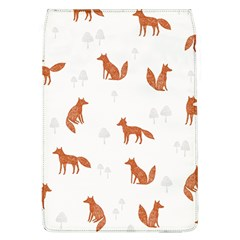 Fox Animal Wild Pattern Flap Covers (l)