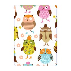 Cute Owls Pattern Apple Ipad Pro 10 5   Hardshell Case by BangZart