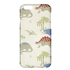 Dinosaur Art Pattern Apple Iphone 6 Plus/6s Plus Hardshell Case
