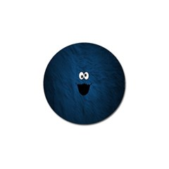 Funny Face Golf Ball Marker (10 Pack)
