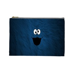 Funny Face Cosmetic Bag (large)