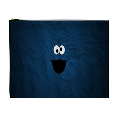 Funny Face Cosmetic Bag (xl) by BangZart