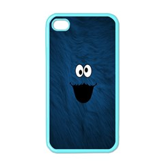 Funny Face Apple Iphone 4 Case (color) by BangZart