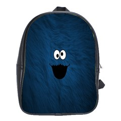 Funny Face School Bags (xl)  by BangZart