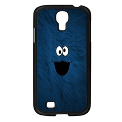 Funny Face Samsung Galaxy S4 I9500/ I9505 Case (black) by BangZart