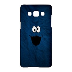 Funny Face Samsung Galaxy A5 Hardshell Case  by BangZart