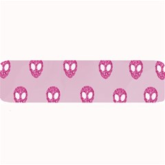 Alien Pattern Pink Large Bar Mats
