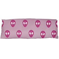 Alien Pattern Pink Body Pillow Case Dakimakura (two Sides) by BangZart