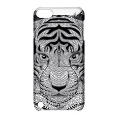 Tiger Head Apple Ipod Touch 5 Hardshell Case With Stand by BangZart