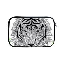 Tiger Head Apple Macbook Pro 13  Zipper Case by BangZart