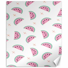 Watermelon Wallpapers  Creative Illustration And Patterns Canvas 8  X 10