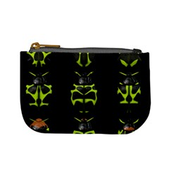 Beetles Insects Bugs Mini Coin Purses