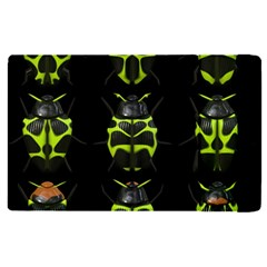 Beetles Insects Bugs Apple Ipad Pro 12 9   Flip Case