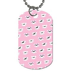 Girly Girlie Punk Skull Dog Tag (one Side) by BangZart