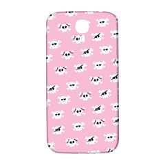 Girly Girlie Punk Skull Samsung Galaxy S4 I9500/i9505  Hardshell Back Case
