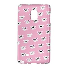 Girly Girlie Punk Skull Galaxy Note Edge by BangZart