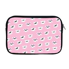 Girly Girlie Punk Skull Apple Macbook Pro 17  Zipper Case