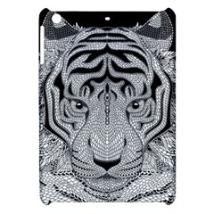 Tiger Head Apple Ipad Mini Hardshell Case