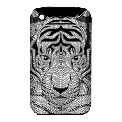 Tiger Head Iphone 3s/3gs