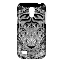 Tiger Head Galaxy S4 Mini by BangZart
