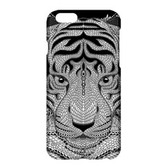 Tiger Head Apple Iphone 6 Plus/6s Plus Hardshell Case by BangZart