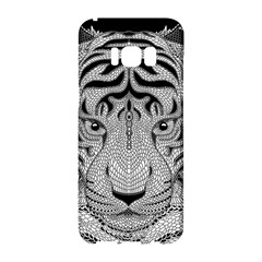 Tiger Head Samsung Galaxy S8 Hardshell Case