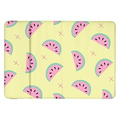 Watermelon Wallpapers  Creative Illustration And Patterns Samsung Galaxy Tab 8 9  P7300 Flip Case