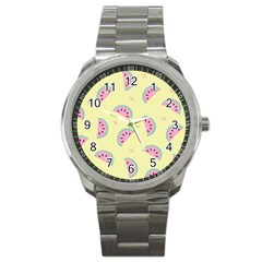 Watermelon Wallpapers  Creative Illustration And Patterns Sport Metal Watch