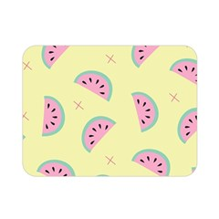 Watermelon Wallpapers  Creative Illustration And Patterns Double Sided Flano Blanket (mini)  by BangZart