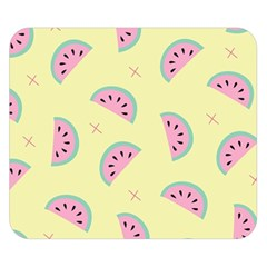 Watermelon Wallpapers  Creative Illustration And Patterns Double Sided Flano Blanket (small)