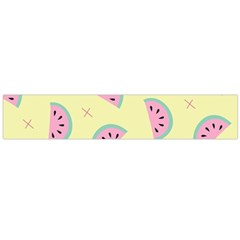 Watermelon Wallpapers  Creative Illustration And Patterns Flano Scarf (large)