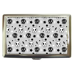 Skull Pattern Cigarette Money Cases