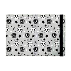 Skull Pattern Ipad Mini 2 Flip Cases