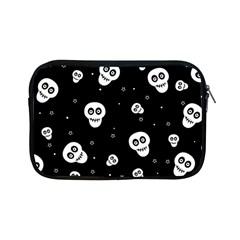 Skull Pattern Apple Ipad Mini Zipper Cases