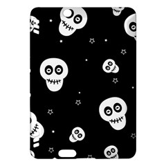 Skull Pattern Kindle Fire Hdx Hardshell Case by BangZart
