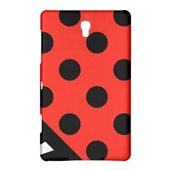 Abstract Bug Cubism Flat Insect Samsung Galaxy Tab S (8 4 ) Hardshell Case