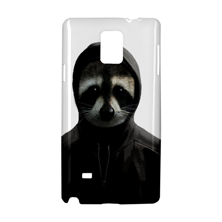Gangsta raccoon  Samsung Galaxy Note 4 Hardshell Case