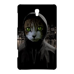 Gangsta Cat Samsung Galaxy Tab S (8 4 ) Hardshell Case