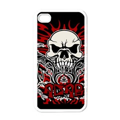 Acab Tribal Apple Iphone 4 Case (white) by Valentinaart