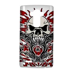 Skull Tribal Lg G4 Hardshell Case by Valentinaart