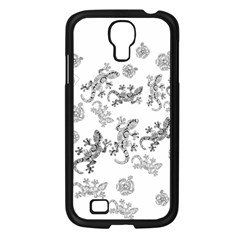 Ornate Lizards Samsung Galaxy S4 I9500/ I9505 Case (black)