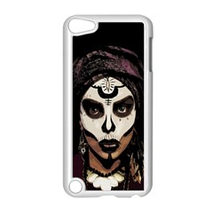 Voodoo  Witch  Apple Ipod Touch 5 Case (white) by Valentinaart