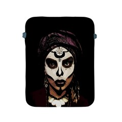 Voodoo  Witch  Apple Ipad 2/3/4 Protective Soft Cases by Valentinaart