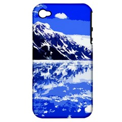 Landscape Apple Iphone 4/4s Hardshell Case (pc+silicone) by Valentinaart