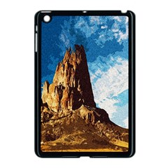 Landscape Apple Ipad Mini Case (black) by Valentinaart
