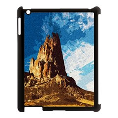 Landscape Apple Ipad 3/4 Case (black) by Valentinaart