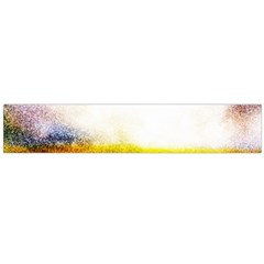 Landscape Flano Scarf (large) by Valentinaart