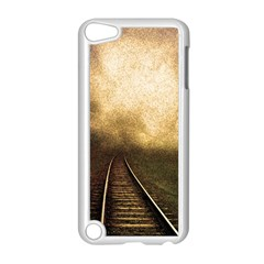 Landscape Apple Ipod Touch 5 Case (white) by Valentinaart