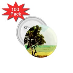 Landscape 1 75  Buttons (100 Pack)  by Valentinaart