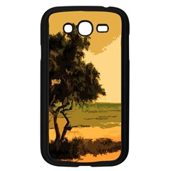 Landscape Samsung Galaxy Grand Duos I9082 Case (black) by Valentinaart